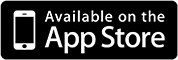 Available on App Store Logo